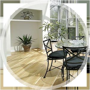 Hardwood Floor Cleaning & Sealing