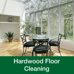 Hardwood Floor Cleaning & Sealing