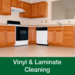 Vinyl & Laminate Cleaning & Sealing