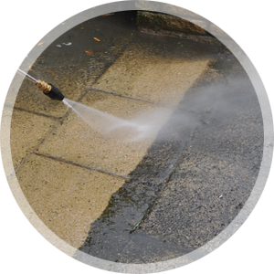 Concrete Cleaning, Staining & Sealing