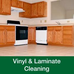 Vinyl & Laminate Cleaning & Sealing